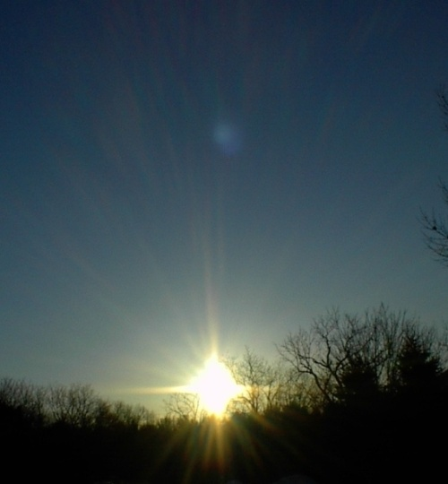 Vernal Equinox sunrise March 2013